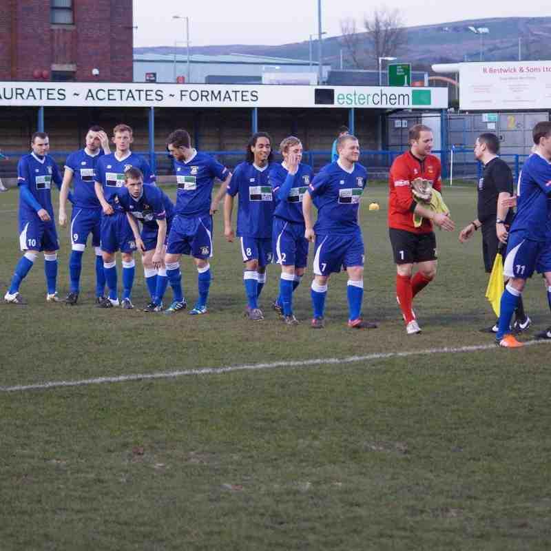 Leek Town v Lincoln United 05/04/16
