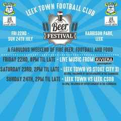 BEER FESTIVAL AT HARRISON PARK