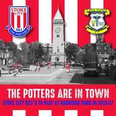 LEEK TOWN TO HOST STOKE CITY PREMIER LEAGUE 2 MATCHES