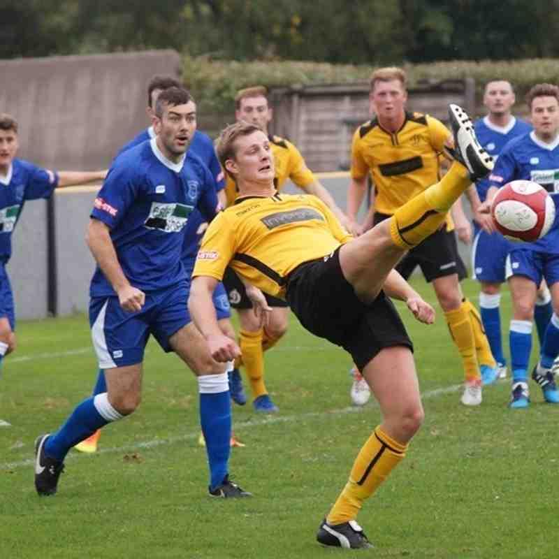 Loughborough Dynamo v Leek Town 08./10/16