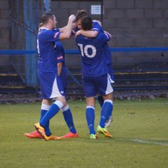 Leek Town v Rugby Town 10/12/16