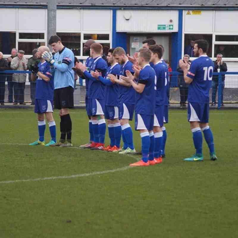 Leek Town v Loughborough Dynamo 04/03/17