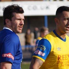 Leek Town v Spalding United 25/03/17