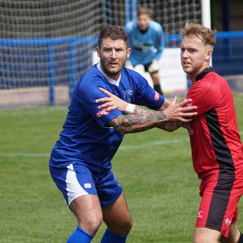Leek Town v Mickleover Sports 22/07/17