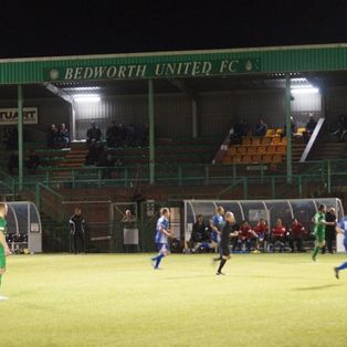 BLUES BACK FROM BEDWORTH EMPTY-HANDED