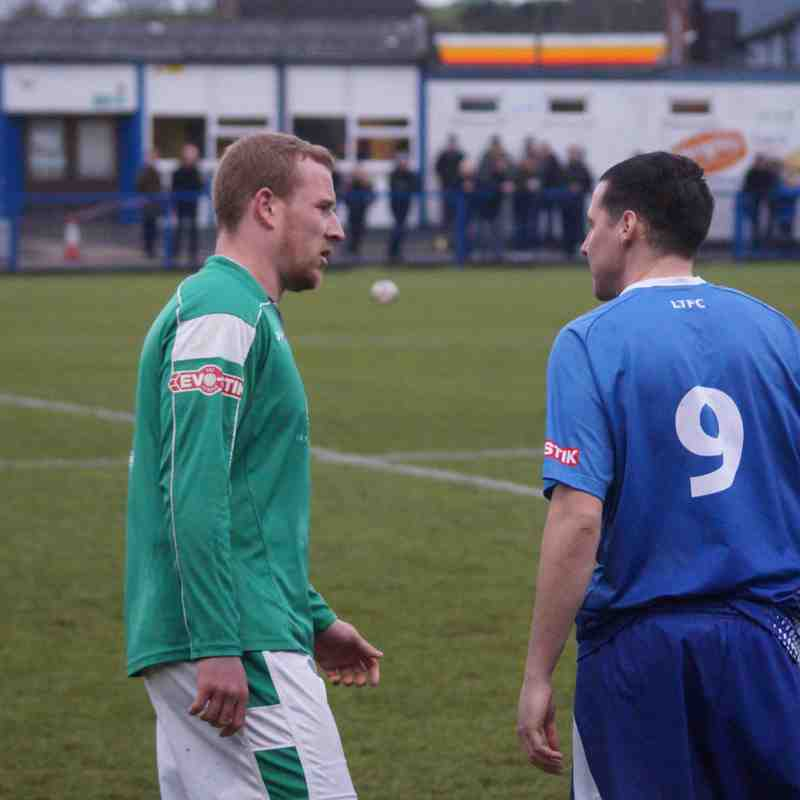 Leek Town v Loughborough Dynamo 31/12/17