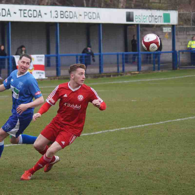 Leek Town v Peterborough Sports 24/03/18