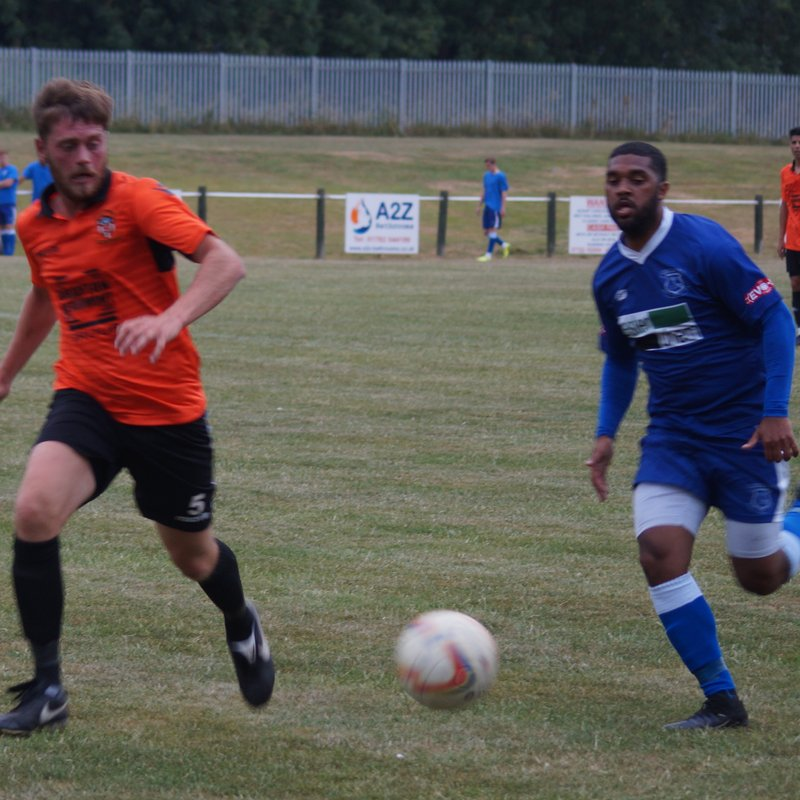 BLUES EASE TO WIN IN OPENING FRIENDLY