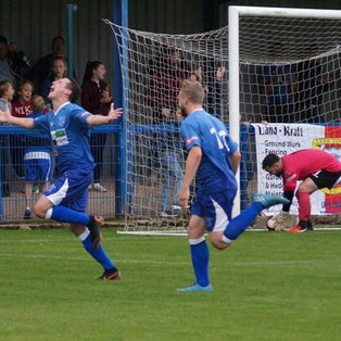 BLUES ON TOP AGAINST RAMSBOTTOM