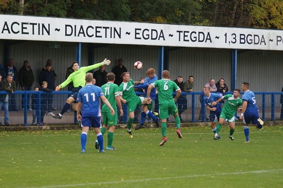 Leek Town v Loughborough Dynamo 13/10/18