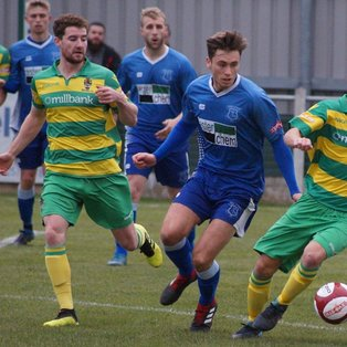 BLUES EDGED OUT IN RUNCORN REVERSE