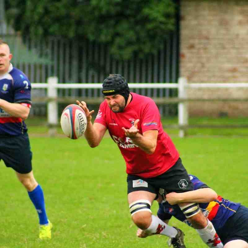 Crusaders 69 Leamington 5