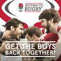 GET BACK IN TO RUGBY THE FUN WAY