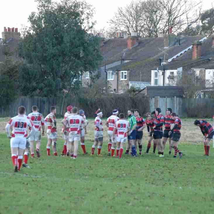1st xv report away to Campion