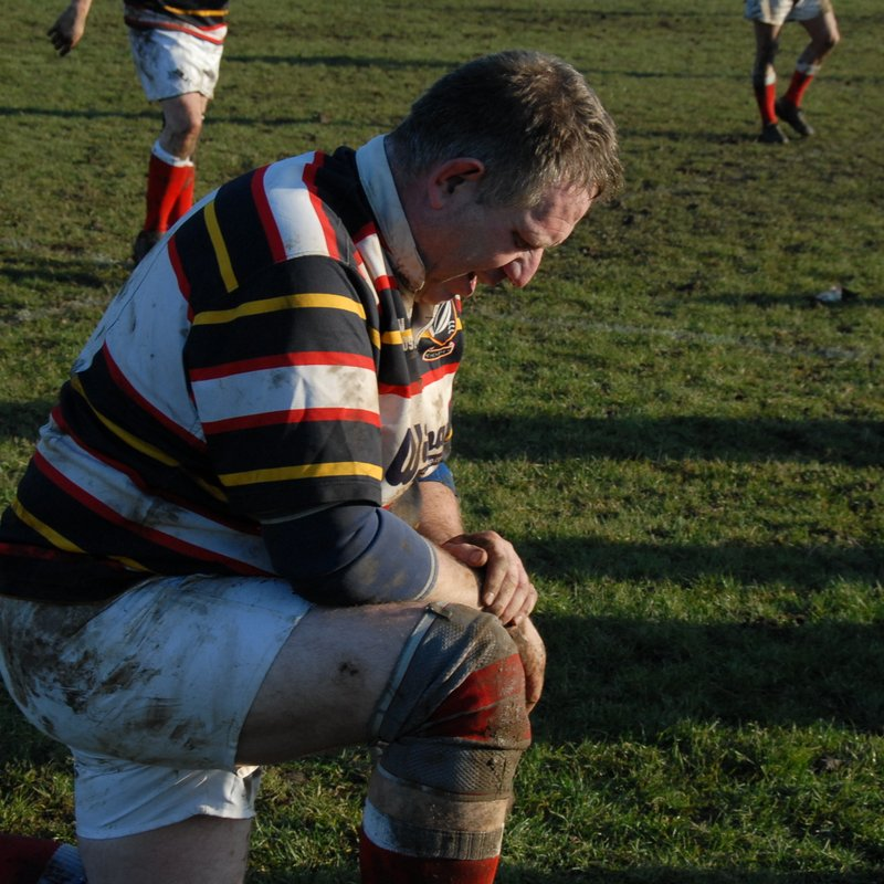 BIG KEV PUTS IN A FULL SHIFT FOR THE 3RD XV