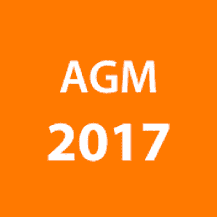 THE EUCRFC 137TH AGM