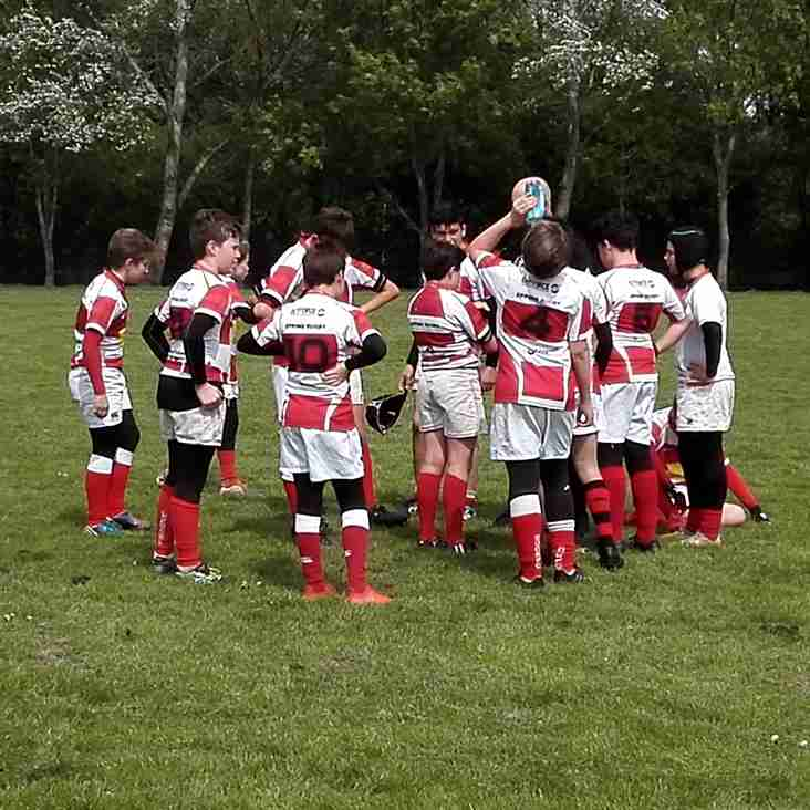 """EUCRFC 13""""s score in the final"""