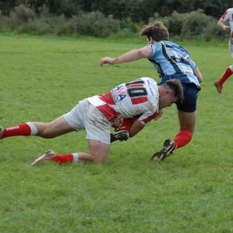 EUCRFC VS OLD COOPERIANS 300917