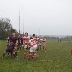 MASSIVE GAME AWAY V EAST LONDON RFC