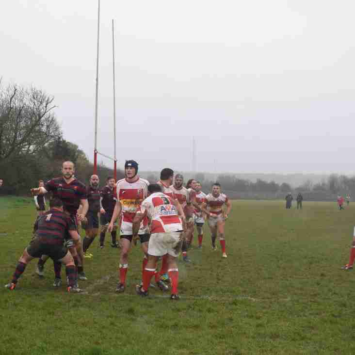 MASSIVE GAME AWAY V EAST LONDON RFC