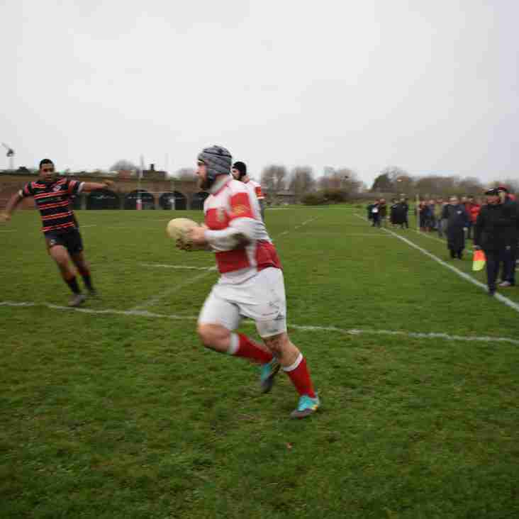 CLAPTON RETAIN LEAGUE LEAD AT MILLWALL MILLWALL RFC 5 V 78 EPPING UPPER CLAPTON RFC