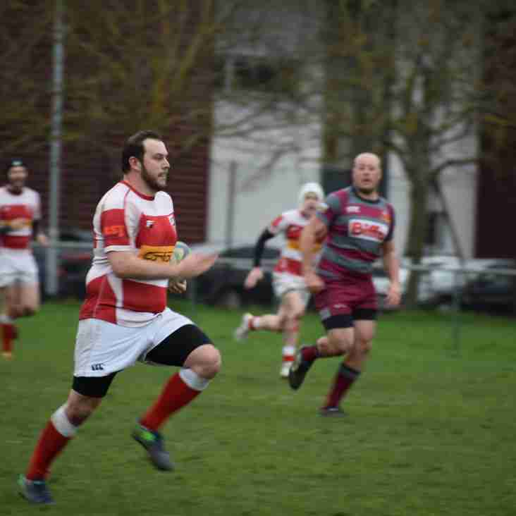 CLAPTON DISPATCH BARKING TO THE DOGS! BARKING RUFC 0 V 38 EPPING UPPER CLAPTON RFC