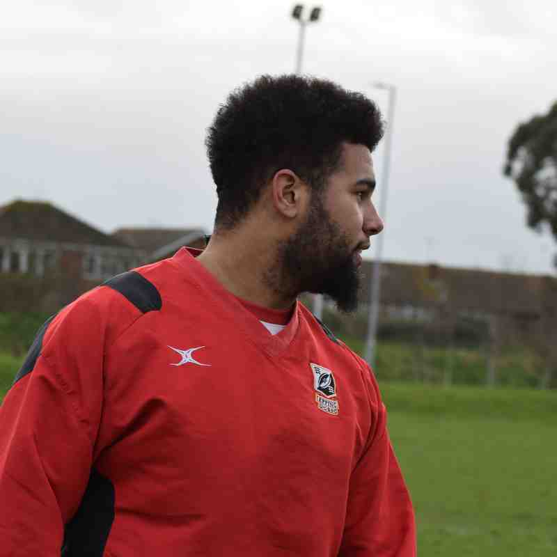 Canvey Island vs EUCRFC March 19