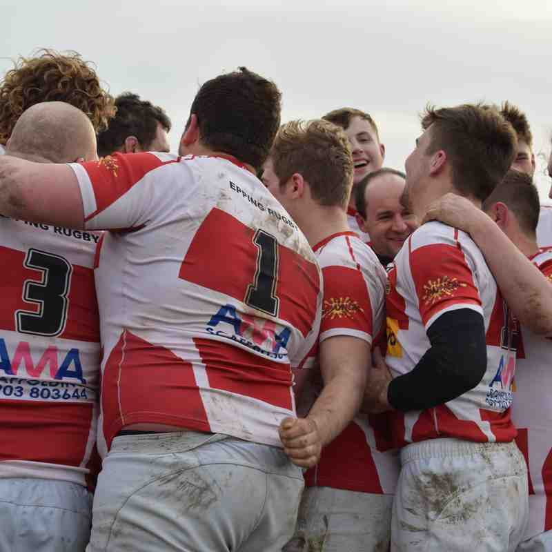 EUCRFC XV vs Old Cooperians March 2019