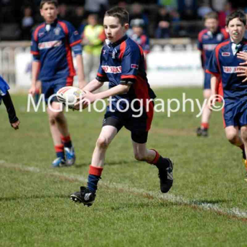 Continuation Cup Final 2010