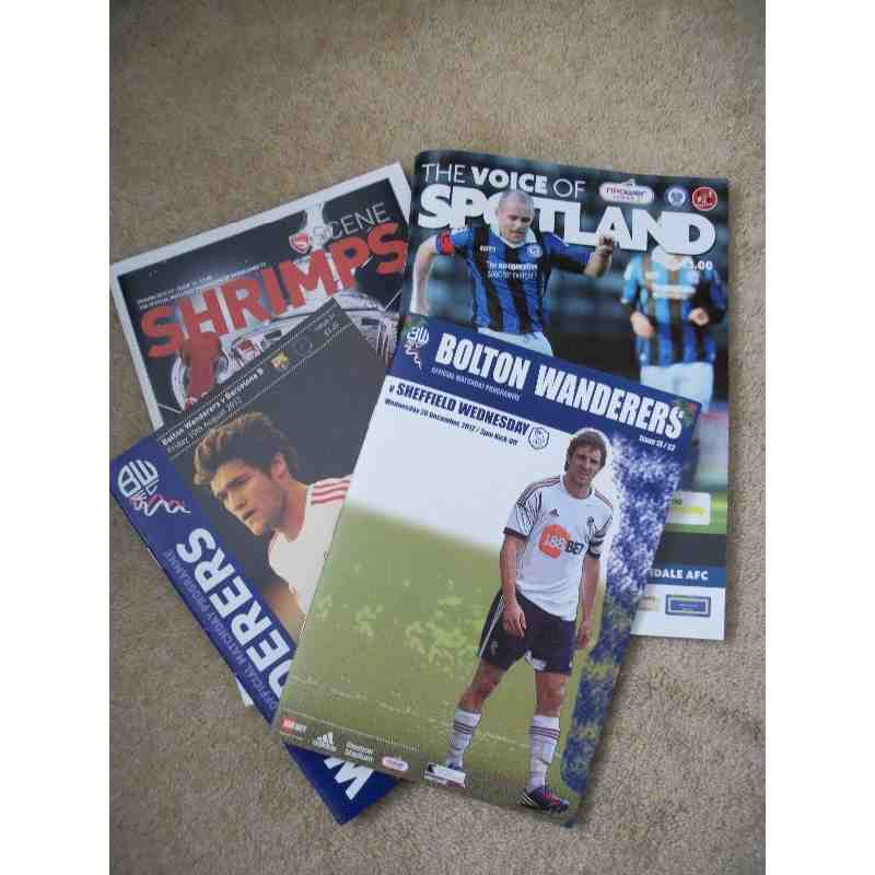 League programmes