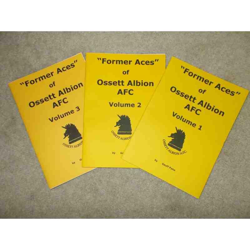 Former Aces of Ossett Albion