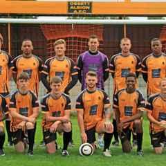 Ossett Albion Reserves  2 - 2  Swillington Saints