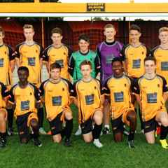 Hemsworth U19s  1 - 3  Ossett Albion U19s
