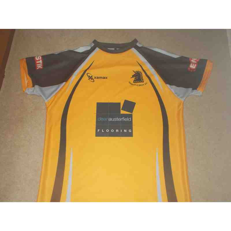Adult First Team Shirt