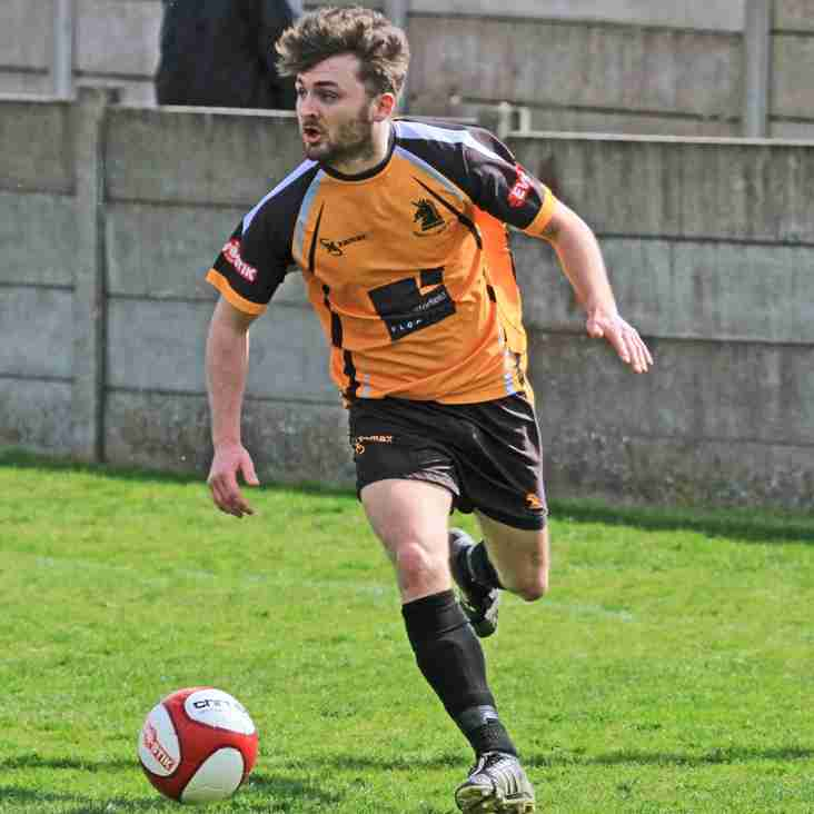 Thackley  1 - 2  Ossett Albion