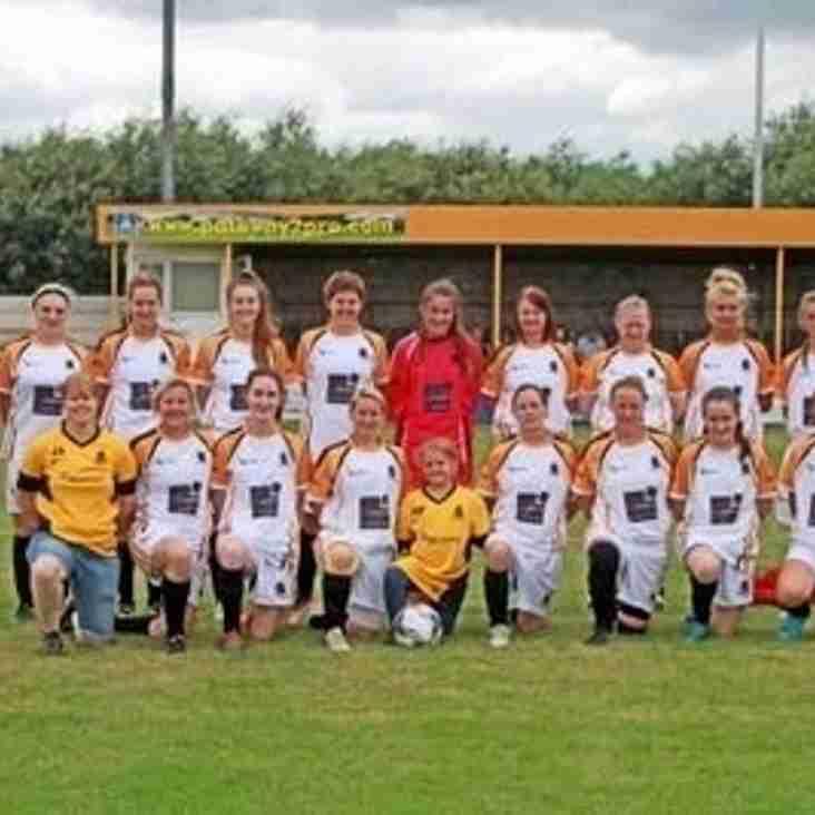 Ossett Albion Ladies  4 - 4  Doncaster Belles