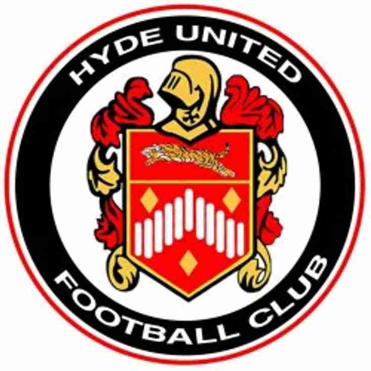 Ossett Albion v Hyde United