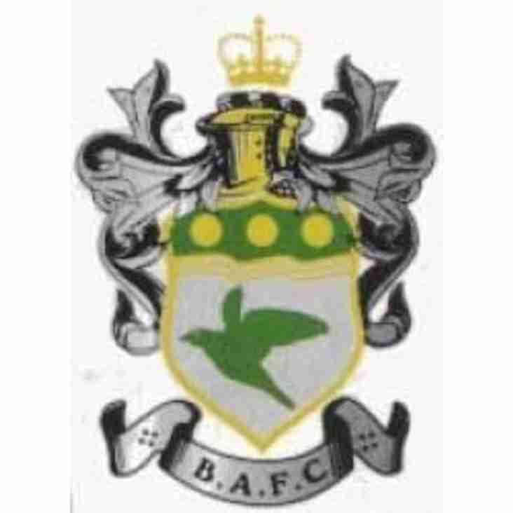 Ossett Albion  v  Burscough