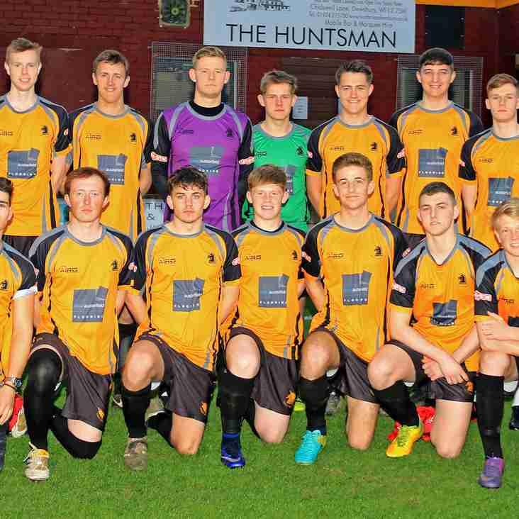 Ossett Albion U19s are Champions!