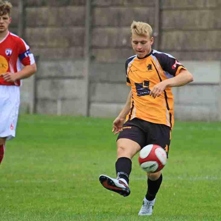 Glasshoughton Welfare  2 - 1  Ossett Albion