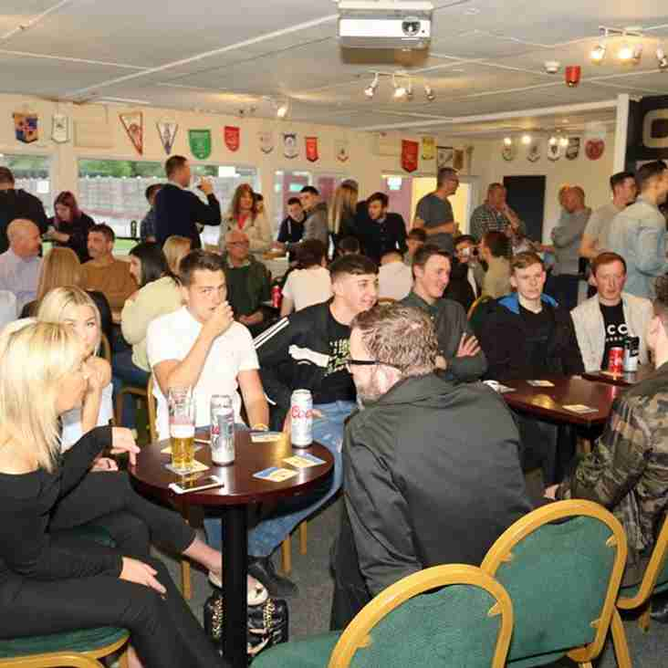 Ossett Albion Presentation Night