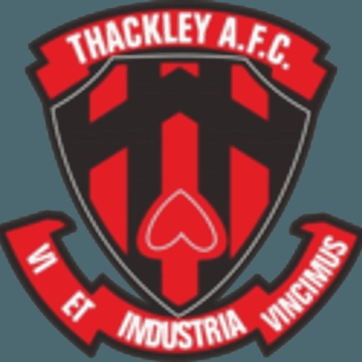 Thackley  v  Ossett Albion