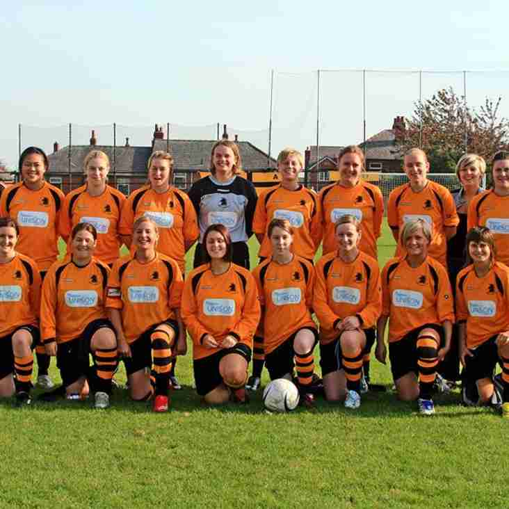 Malet Lambert Ladies  2 - 0  Ossett Albion Ladies