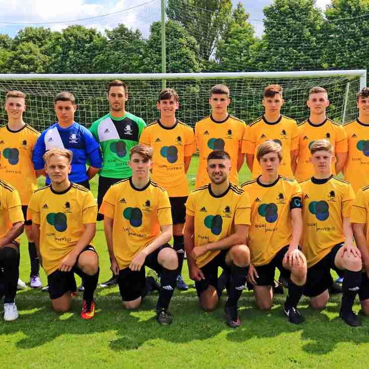 Shelley U19s  0 - 4  Ossett Albion U19s