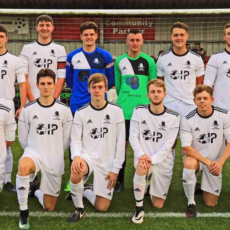 i2i International U21s  2 - 1  Ossett Albion U21s