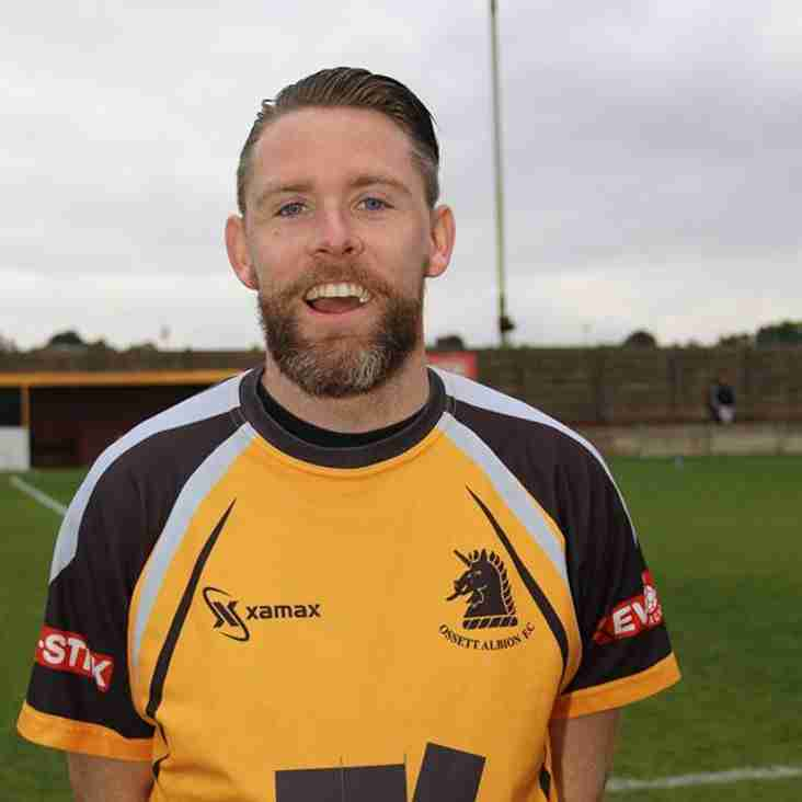Andy Welsh appointed as manager