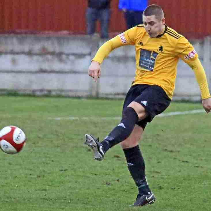 Ossett Albion  2 - 2  Tadcaster Albion