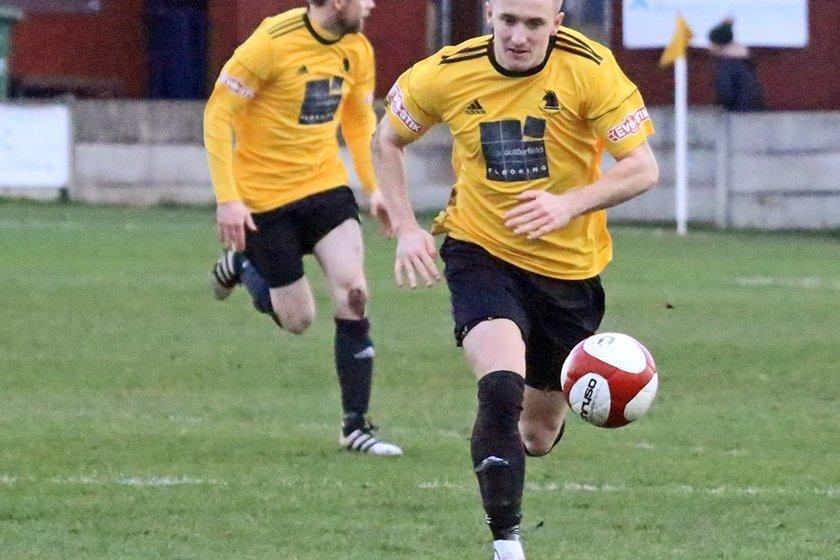 Ossett Albion U21s  4 - 1  Ossett Town U21s