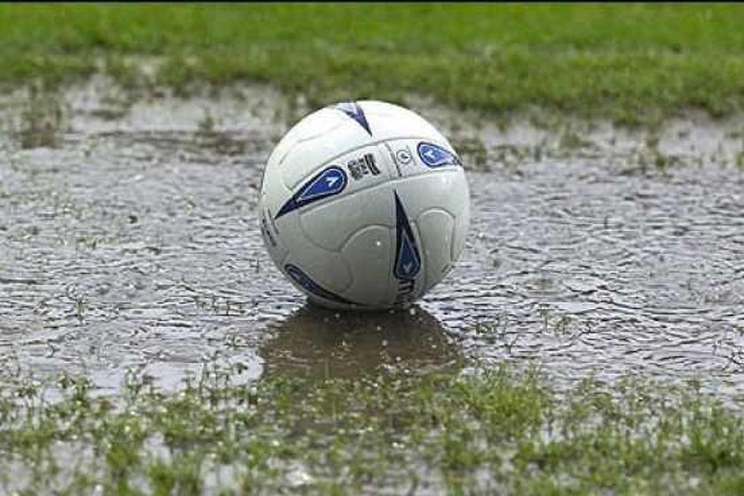 First team match  POSTPONED