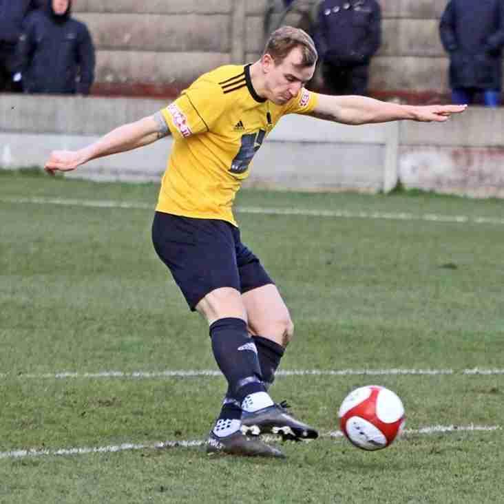 Mossley  1 - 4  Ossett Albion